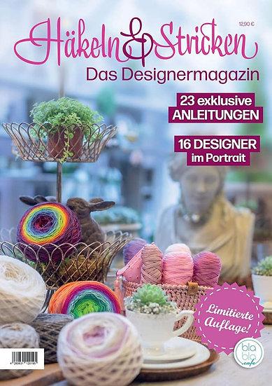 Häkeln & Stricken - Das Designermagazin