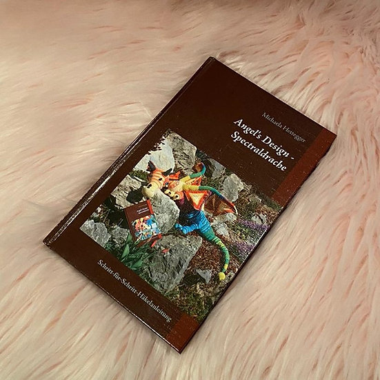 "Buch ""Angel's Design-Spectraldrache"""