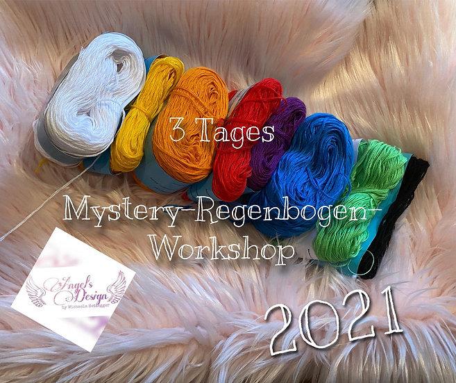 Mystery - Regenbogen - Workshop