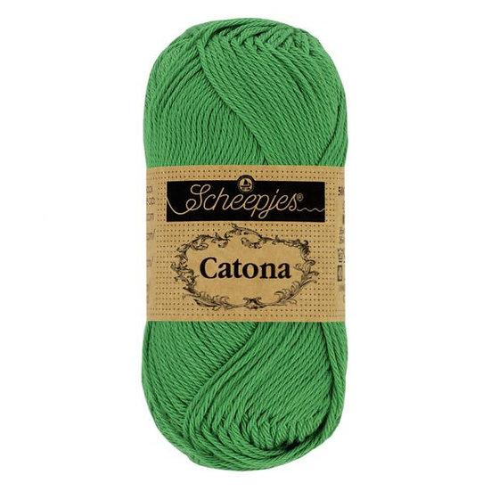 Scheepjes Catona Farbnr. 515 - Emerald