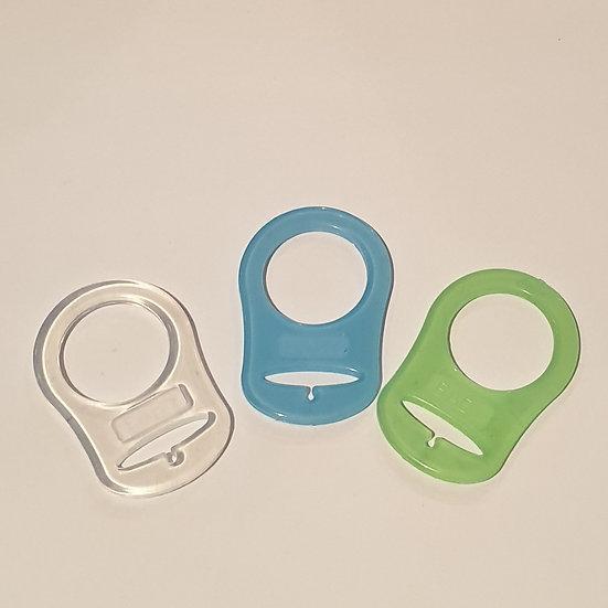 Silikonring für Schnuller/ Schnullerkette