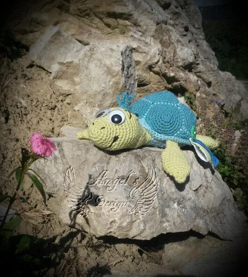 Knisterschildkröte