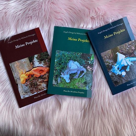 """Angel's Design Projektbuch """"Meine Projekte"""""""