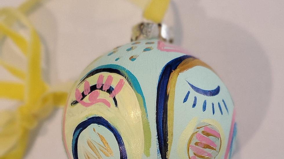Señorita Ornament 16