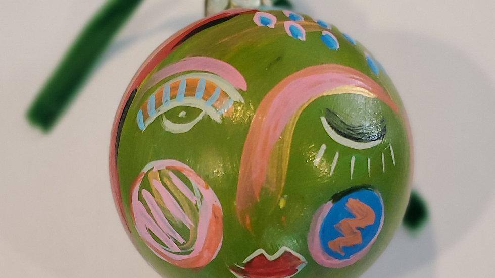 Señorita Ornament 5