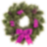 Grinalda rosa