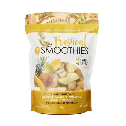 Tropical               3 x 1kg Value Smoothie Packs