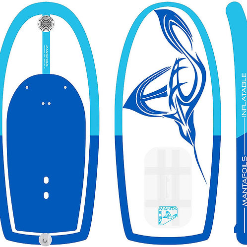 Inflatable 110L foil board