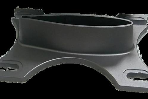 Plate mast head for mono v2-v3 aluminum masts