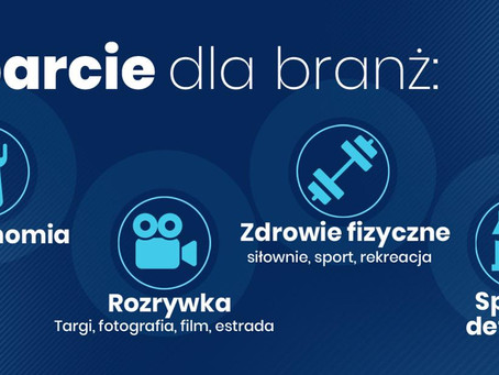Antykryzysowa Tarcza Branżowa – wsparcie dla firm w związku z COVID-19