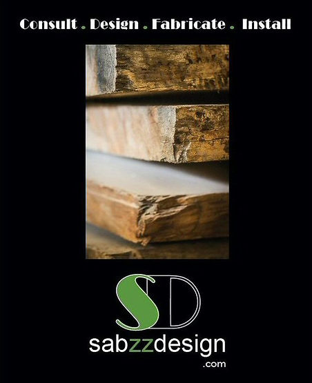 Sabzz Design - The Best Source of Handcrafted Furniture