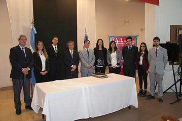Colegio de abogados de Bahía Blanca.