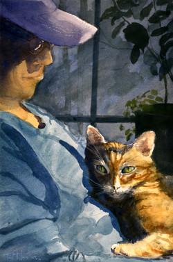 Feline Paralysis