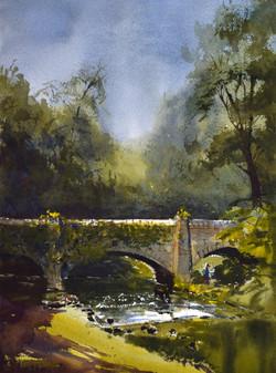 Bridge at the Duck Pond