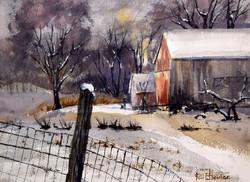 Winter at Reittich Farm
