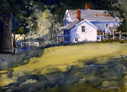Farm House at Dudley Farm