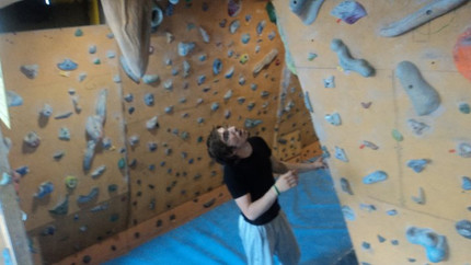 Sports: Climbing & Boxing