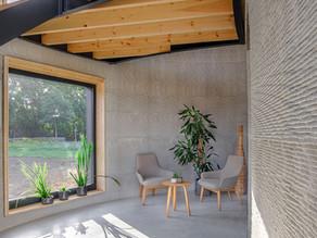 Yeni Normalde 3D Baskı Evler