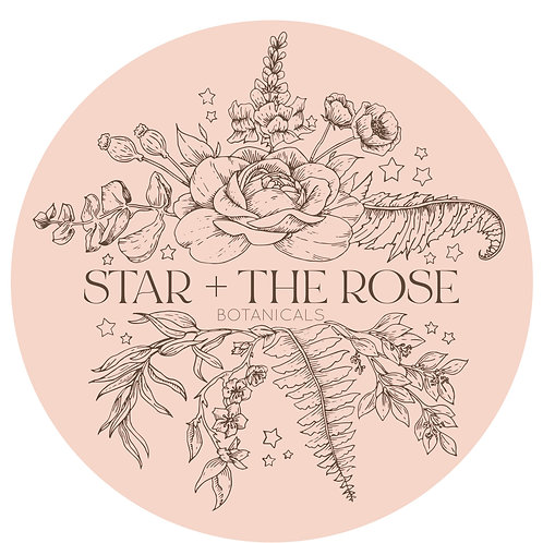 Star and The Rose Flowers