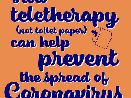 How Teletherapy Can Help Prevent the Spread of Coronavirus (COVID-19)