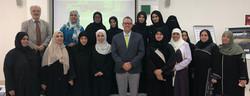 working with teachers in Ajman, United Arab Emirates