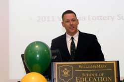 speaking at William & Mary