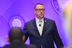 keynoting the 2018 National Educator Forum
