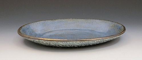 Slate Blue Platter
