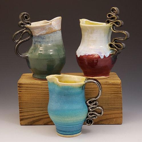 Mini pitchers