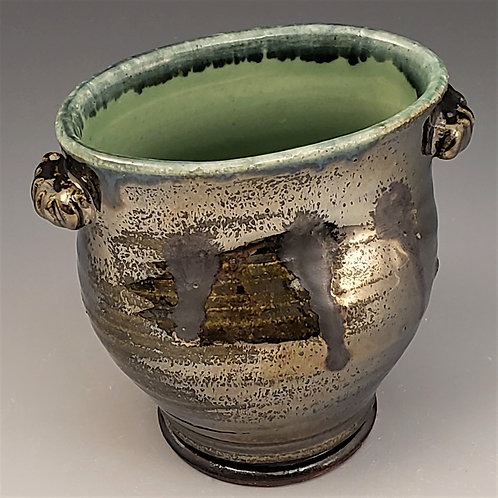 Small Reflective Vase