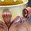 Thumbnail: Rose colored Fiddlehead