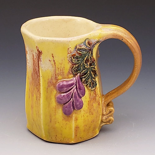 Extruded Cups with Lavender Blossom