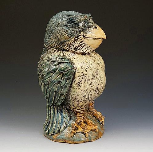 Fat Bird Jar
