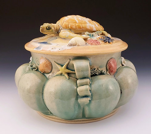 Sea Turtle Tureen