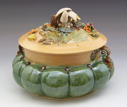Forest Floor and other Tureens on Commission