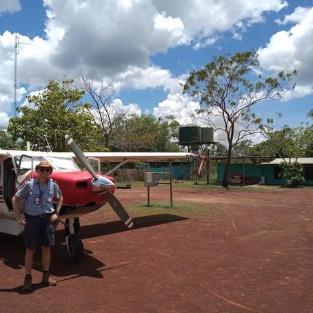 The Flying Ambulance