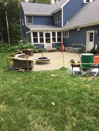 Patio Installation, picture 6/7