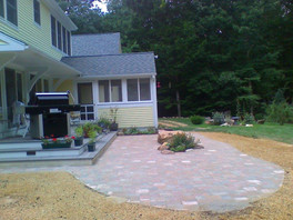 Patio - After