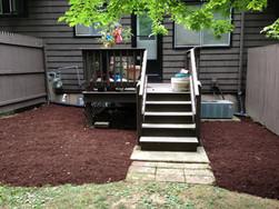 After - Backyard Garden