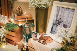Christmas-Inspired Wedding