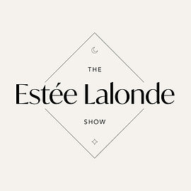 The Estee Lalonde Show - Sqaure Logos on