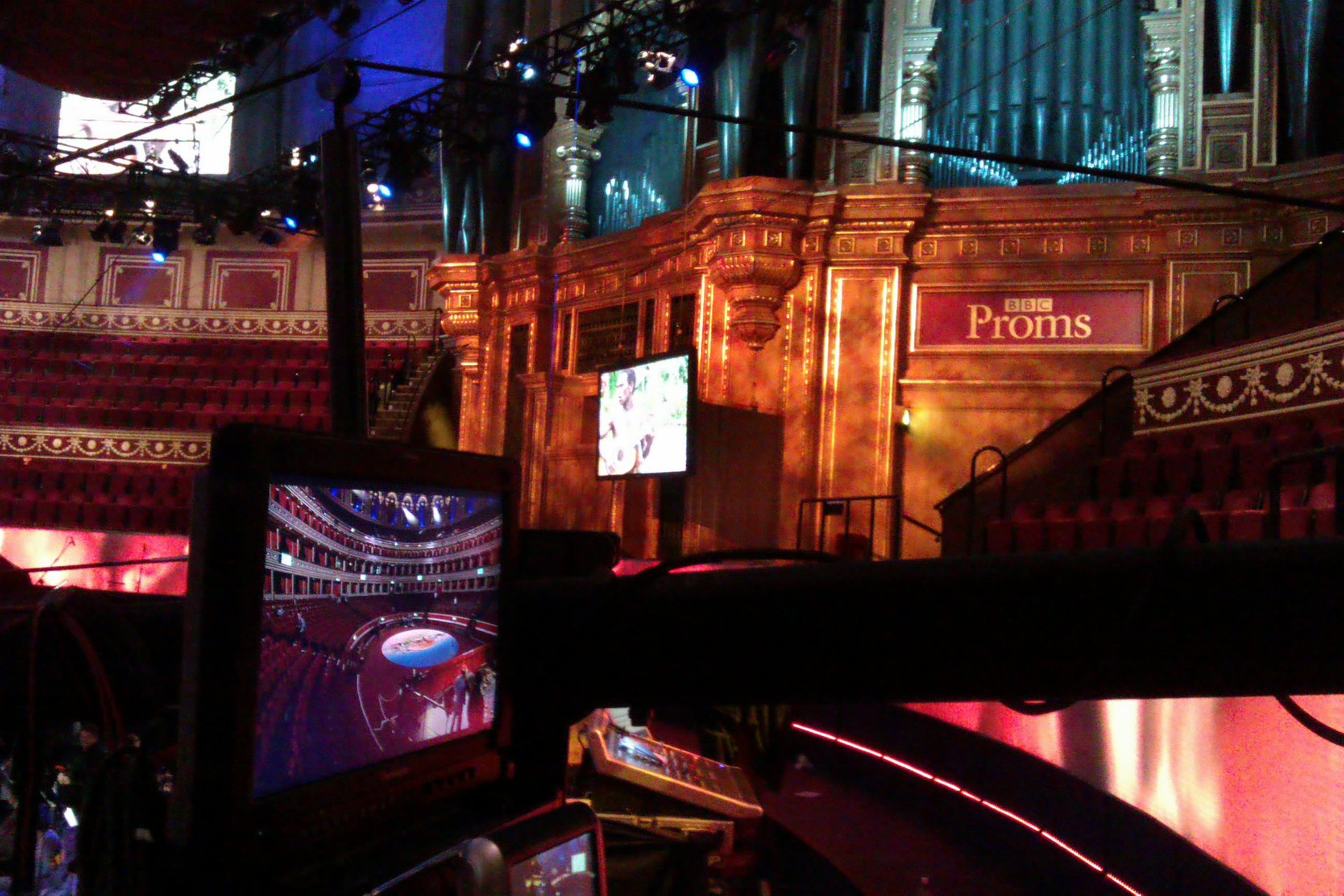 BBC Proms Albert Hall