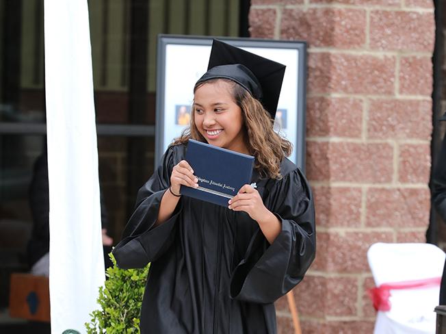 12th Grade Graduation 2020 5 - Web