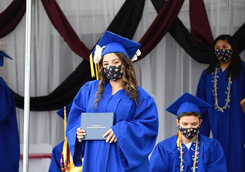 8th Grade Graduation 2020 Oliviahna - We