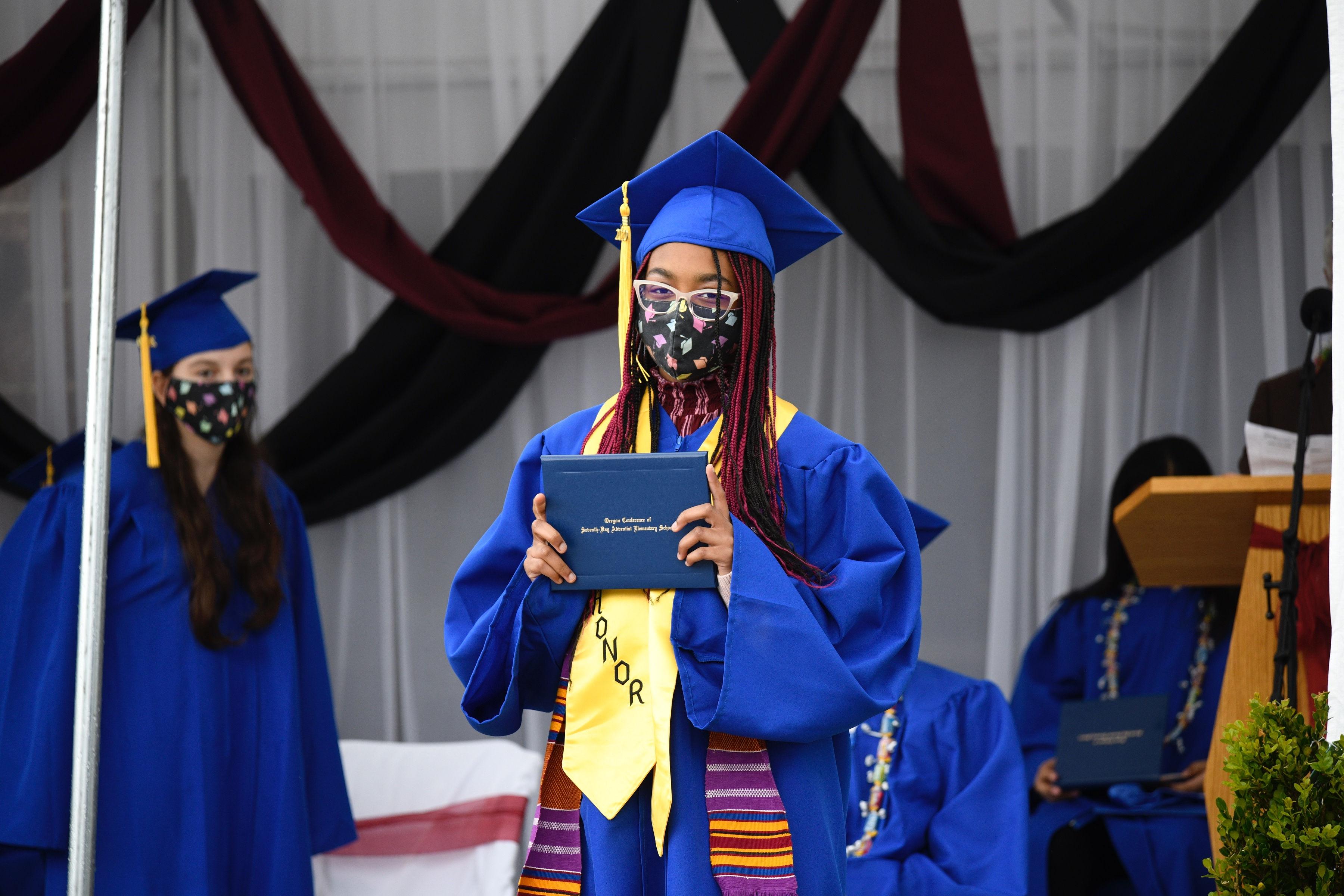 8th Grade Graduation 2020 Selah