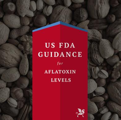 Aflatoxins in Human Food - FDA Guidance