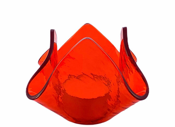 Tulip T-licht oranje