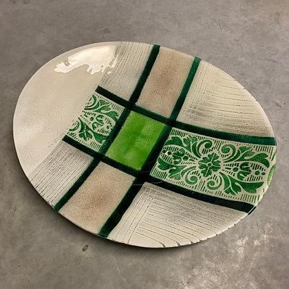 Groen motief / 50x60cm