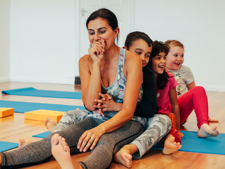 Kids don't just need a Body Coach, what about a Mind Coach?