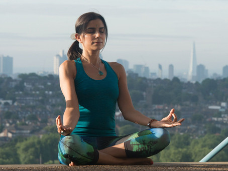Yoga is not just for skinny white women